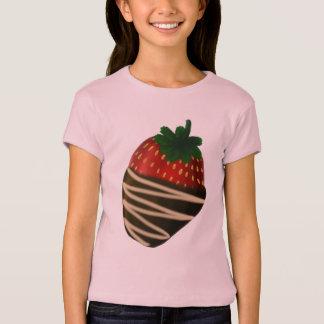 O chocolate mergulhou a camisa da juventude da