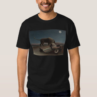 O cigano de sono camisetas