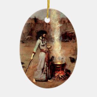 O círculo mágico - ornamento