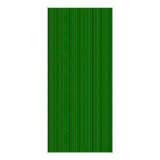 O CLÁSSICO DE FOREST GREEN LISTRA O MODELO DOS FUN PANFLETO INFORMATIVO PERSONALIZADO