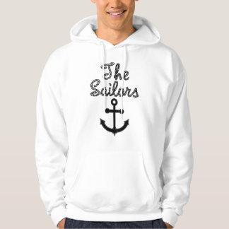 O clube de fãs Hoody dos marinheiros do Pam do Moleton Com Capuz