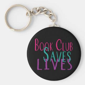 O clube de leitura salvar o chaveiro das vidas