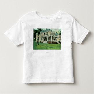 O clube do oficial no Presidio Camiseta Infantil