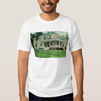 O clube do oficial no Presidio Tshirts