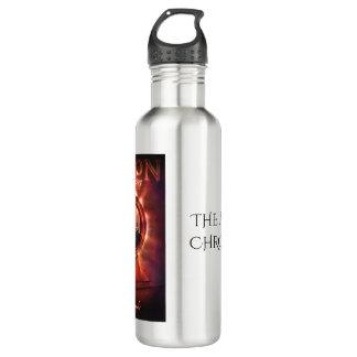 O cobrir do acordo 24 garrafas de água da onça