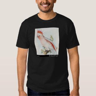 O Cockatoo do Leadbeater de Edward Lear T-shirt