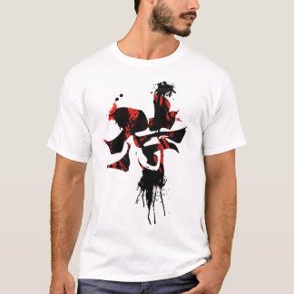 O código camiseta