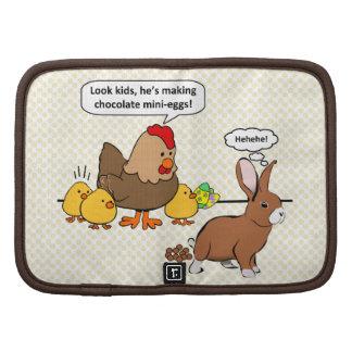 O coelho faz a tombadilho do chocolate desenhos an agendas