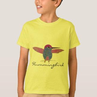 O colibri caçoa camisas
