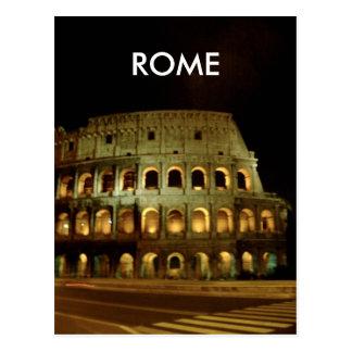 O Colosseum Cartão Postal