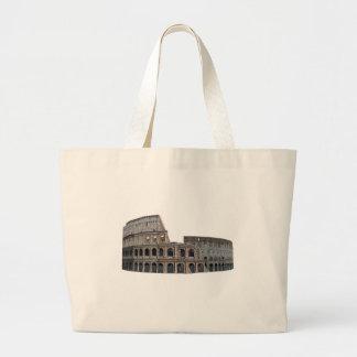 O Colosseum de Roma: modelo 3D: Sacola Tote Jumbo