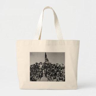 O Colts Teddy Roosevelt Rough Riders 1898 do ursin Bolsas De Lona