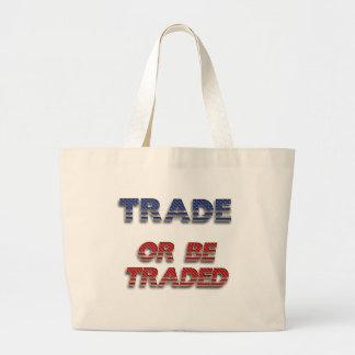 O comércio da livre iniciativa ou seja saco trocad bolsas de lona