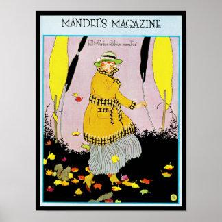 O compartimento de Mandel Poster