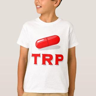 O comprimido vermelho camiseta
