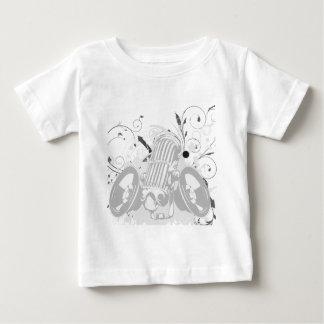 O concerto camiseta para bebê