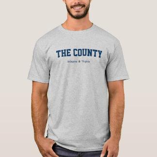O condado camiseta