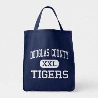 O Condado de Douglas - tigres - alto - Douglasvill Bolsa De Lona