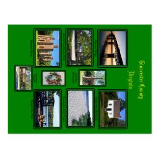 O Condado de Gloucester, Virgínia - cartão feitos