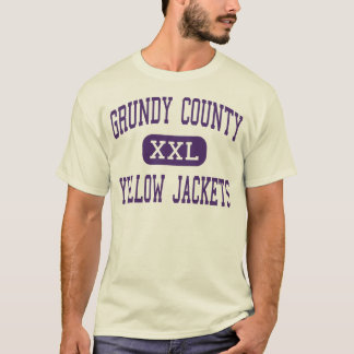 O Condado de Grundy - jaquetas amarelas - alto -