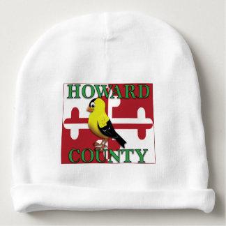 O CONDADO DE HOWARD com goldfinch Gorro Para Bebê