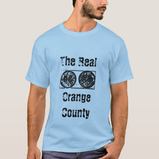 O Condado de Orange real Camiseta