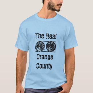 O Condado de Orange real Camisetas
