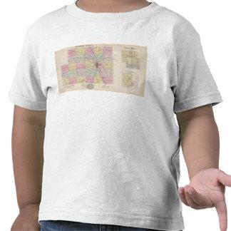 O Condado de Sedgwick, esperança da montagem, e De Tshirt