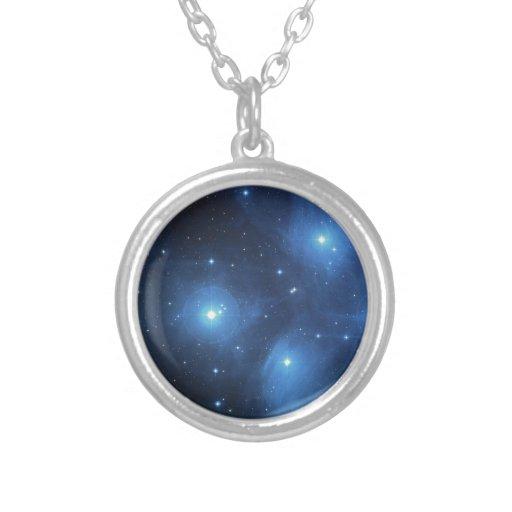 O conjunto de estrela de Pleiades Bijuterias Personalizadas