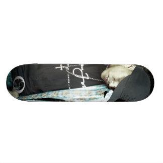 O conselho da imagem da procura shape de skate 20,6cm