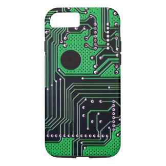 O conselho de circuito (PWB) - cor verde Capa iPhone 8/ 7