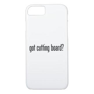 o conselho de corte obtido capa iPhone 7