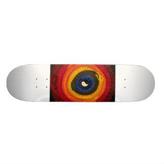 O conselho de Ouroboros Skateboard