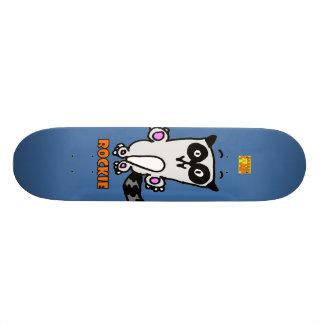 O conselho de Rockie Shape De Skate 21,6cm