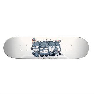 O conselho de RRobot Shape De Skate 20cm
