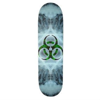 O conselho do apocalipse do Biohazard Shape De Skate 18,1cm