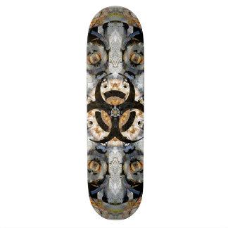 O conselho do apocalipse do Biohazard Shape De Skate 19,7cm
