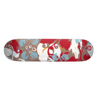 o conselho do primavera shape de skate 21,6cm