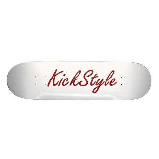 O conselho do skate de KickStyle