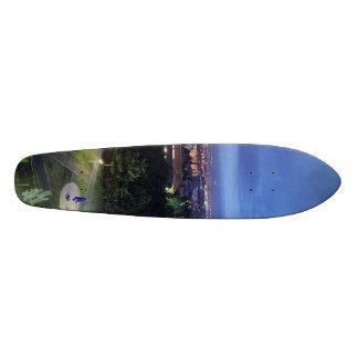 O conselho longo original shape de skate 19,7cm