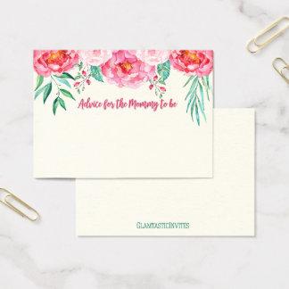 O conselho para o cartão da mamã, Mamã-à-está,