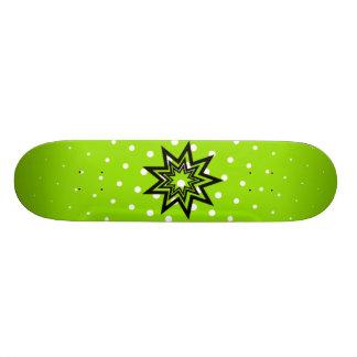 O conselho verde de Zerodraline Skates