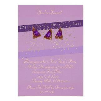O convite de ano novo