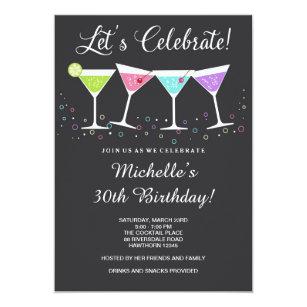 Convites Aniversário De 50 Anos De Um Anos Zazzlecombr