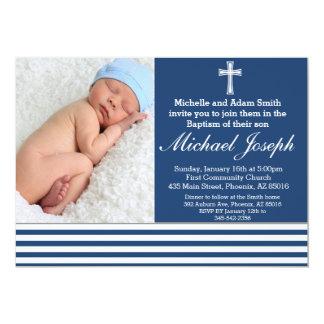 O convite do baptismo do menino, baptismo convida,