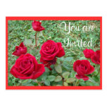 O convite do cartão ou Anúncio-personaliza Cartao Postal