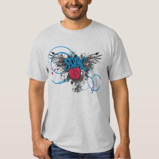 O coração de Anier T-shirts