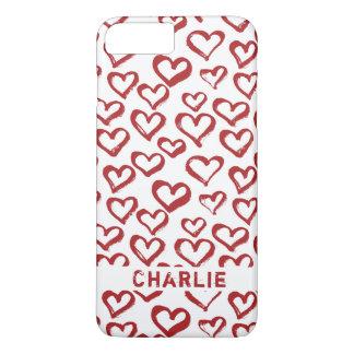 O coração Doodles capas de telefone conhecidas