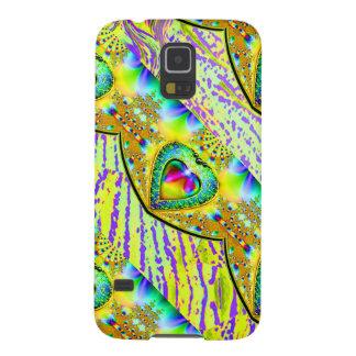 O CORAÇÃO JEWELED MYSTICAL - Samsunggalaxy Capa Para Galaxy S5