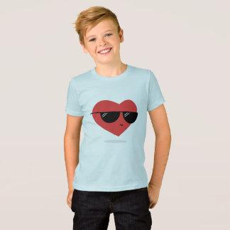 O coração legal caçoa a camisa